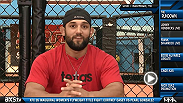 Johny Hendricks talks about the preparation for his upcoming welterweight title fight versus Georges St-Pierre.