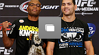 UFC® 162 Pre-Fight Press Conference Gallery