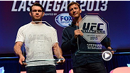 Two stars from the original season of TUF are inducted into the UFC Hall of Fame at the 2013 UFC Fan Expo - watch the official ceremony honouring Forrest Griffin and Stephan Bonnar.