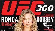 UFC 360, the official magazine of the UFC, does more than cover the sport -- it uncovers the MMA lifestyle. Subscribe now to the print or digital edition at UFC.com/magazine.