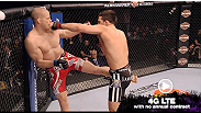 Jake Ellenberger scores a spectacular first round knockout over Nate Marquardt in the Move of the Week.