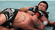 "After their star-making first meeting in the WEC, Chan Sung Jung and Leonard Garcia rematched in the UFC Octagon in 2011 in a fight that was just as exciting -- and ended in the only ""Twister"" submission in UFC history."