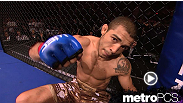 At WEC 41, Jose Aldo earned the Knockout of the Night award and a shot at the WEC featherweight title after landing a double flying knee.