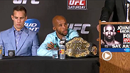 Watch the UFC on FOX 8 post-fight press conference.
