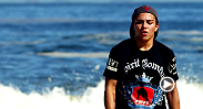 "Meet Jessica Andrade: How a 5'2"" spitfire from Parana broke boundaries growing up in Brazil and fought her way -- via Russia -- to the Octagon."