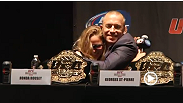 Watch the UFC World Tour press conference from New York City, with fighters discussing their upcoming Pay-Per-View title fights to close out 2013.