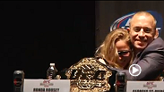Watch the UFC World Tour press conference live from New York City, NY at 6PM BST on Wednesday, July 31. Fighters will be on hand to discuss their upcoming title fights to close out 2013.