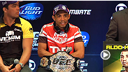 Watch the UFC 163 pre-fight press conference live on Thursday at 11/8am ET/PT.