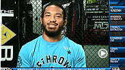 Benson Henderson discusses his rematch with Anthony Pettis and Alexander Gustafsson looks forward to his title shot.