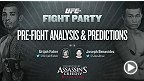 UFC 163 Predictions presented by Assassin's Creed IV