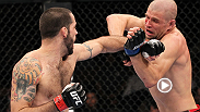 See the start of Matt Brown's incredible win streak with this blistering KO of TUF alum Chris Cope.