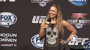 Watch the UFC Fight Club Q&A with women's bantamweight champion Ronda Rousey.