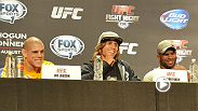 Watch the UFC Fight Night: Shogun vs. Sonnen pre-fight press conference.