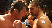 After a long week of cutting weight, light heavyweights Shogun Rua and Chael Sonnen finally weigh in and face off before their incredible matchup on FOX Sports 1.