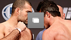 UFC Fight Night: Shogun vs Sonnen Weigh-in Gallery