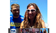 TUF 18 coach Miesha Tate joins FOX Sports for an entertaining Google Hangout. Miesha discusses her experiences on TUF, her rivalry with Ronda Rousey and her UFC career.