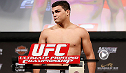 Kelvin Gastelum discusses moving to the welterweight division, cutting weight, and how he thinks his development as a fighter translate against his next opponent, Brian Melancon.