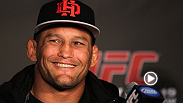 Dan Henderson talks about the upcoming fight between Jon Jones and Alexander Gustafsson at UFC 165 in Canada.