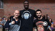 Welterweights Carlos Condit and Martin Kampmann prepare to rematch, Cowboy Cerrone and Rafael Dos Anjos brace for a lightweight firefight and Indianapolis Pacers center Roy Hibbert stops by to say hello.