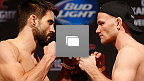 Fotos da pesagem do UFC Fight Night Combate: Condit vs Kampmann 2