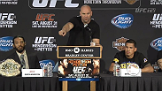 Watch the UFC 164 pre-fight press conference in Milwaukee.