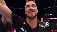Hear welterweight Brandon Thatch and middleweight Dylan Andrews discuss their knockouts at UFC Fight Night in Indy.