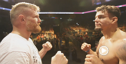 Two big men with big mouths and bigger MMA legacies finally meet tomorrow in a heavyweight match a decade-plus in the making. See Frank Mir and Josh Barnett face off at today's weigh-in.