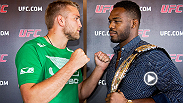 "Jon ""Bones"" Jones has ripped through the a series of the sport's most revered fighters. On Saturday, Sept. 21st a young and hungry challenger, Sweden's Alexander ""The Mauler"" Gustafsson, gets his long-awaited shot at the 205-pound championship."