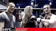 Correspondent Paula Sack travels to Florida to catch up with Brazilian Gleison Tibau at his training camp at American Top Team and discovers a few techniques he's been perfecting.  Catch the lightweight bout with the dangerous Jamie Varner at UFC 164.
