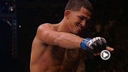 """This one is for all ya'll up in the nosebleeds!"" Anthony Pettis discusses his lightweight championship win at UFC 164 and then hear what the strategy was for the fight from Benson Henderson."
