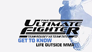 TUF 18 Contestants discuss their favorite things to do outside the Octagon, which ranges from preparing for the zombie apocalypse to studying astrophysics.