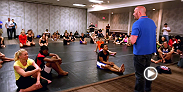 Go behind the scenes at the open casting call for season 18 of The Ultimate Fighter as a group of men and women attempt to fight their way into the UFC.