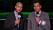 Jon Anik and Kenny Florian review an exciting night of fights from the Mineirinho Gymnasium in Belo Horizonte, Brazil.