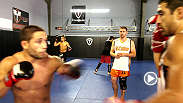 Team Alpha Male members Urijah Faber, Joseph Benavidez, Chad Mendes, Danny Castillo and TJ Dillashaw have gone undefeated since bringing on head coach Duane Ludwig. Go inside the gym to see why it works.