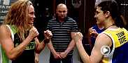 Jessica Rakoczy and Roxanne Modafferi review the Chris Holdsworth vs. Chris Beal fight and look ahead to their upcoming bout on episode four of The Ultimate Fighter season 18.