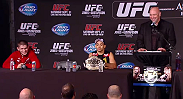 Watch the UFC 165 post-fight press conference.