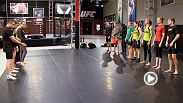 Old wounds erupt between the TUF 18 coaches, and Chris Beal faces Chris Holdsworth on the next episode of The Ultimate Fighter.