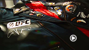 As part of Harley-Davidson's anniversary celebration, riders from around the world took a single leather motorcycle jacket – the Freedom Jacket – on an epic adventure and shared their stories. This is UFC heavyweight champion Cain Velasquez'.