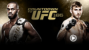 One way or another, history will be made at UFC 165 - will 26-year-old Jon Jones break light heavyweight title records, or will Swedish superstar Alexander Gustafsson dethrone the p4p best fighter in the world? Hear from both men before they clash.