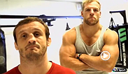 Bantamweight Brad Pickett meets Wasps rugby star James Haskell for BT Sport's Beyond the Octagon and demonstrates why size doesn't matter.