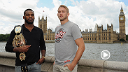 This Saturday, Alexander Gustafsson will try to end the reign of Jon Jones as the two battle for the UFC light heavyweight championship - Live on Pay-Per-View at 10/7PM ET/PT.