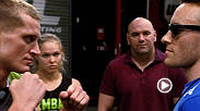 David Grant and Louis Fisette share their thoughts on the Jessica Rakoczy vs. Roxanne Modaferri fight and discuss their upcoming bout on episode five of The Ultimate Fighter 18.