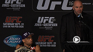 Soundbytes from Dana White, Renan Barao and Brendan Schaub at the UFC 165 post-fight press conference in Toronto.