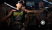 From a scavenger hunt to a pair of title hunts, we give you an all-access look at UFC 165 fight day.
