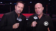 Mike Goldberg and Joe Rogan look ahead to Demian Maia vs. Jake Shields at UFC Fight Night in Barueri taking place October 9.