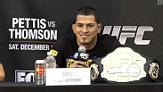 Watch the Pettis vs. Thomson press conference live from Sacramento, CA on Thursday, October 3rd at 9PM BST.