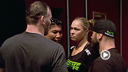 A feud between coaches from Team Rousey and Team Tate spill over into the fourth episode of The Ultimate Fighter.