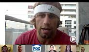 "Watch Urijah Faber, Joseph Benavidez, Chad Mendes, TJ Dillashaw and Coach Duane ""Bang"" Ludwig in a special Team Alpha Male Google+ Hangout, moderated by Megan Olivi."