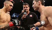 Mixed Martial Arts referee Marc Goddard explains to BT Sport the rules inside the Octagon and the role of a referee. He covers the most contentious issue of all, when to stop the fight.