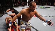"""I see things better than I did before. When I hit people, they go down."" No. 1 contender Junior Dos Santos discusses his rubber match with Cain Velasquez and his plans to knock the champion out...again."